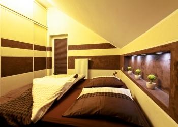 Moderne Wohnraumgestaltung